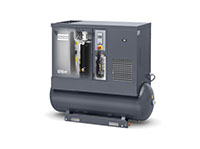 G15-150 AP, 208-230/460 Volt (V) Voltage, and 71 Gallon (gal) Tank Mounted Rotary Screw Air Compressor with Aftercooler - 3