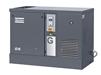 G15 Series Rotary Screw Air Compressors