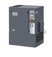 G7 Series Rotary Screw Air Compressors